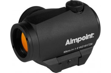 Aimpoint Micro H 1 Red Dot Scopes Ai Rd Mh1rds 12526