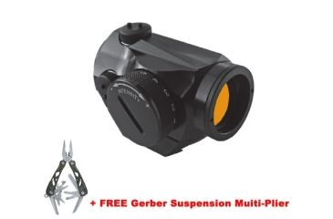 Aimpoint Micro H-1 Red Dot Scopes 11910 with FREE Gerber Suspension Multi-Plier