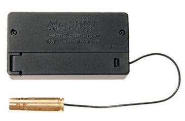 Aimshot Bsb30 Bore Sight 30 Carbine W External Battery Box