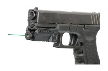 2-AimShot LS8150 Compact Pistol Green Laser Sight Kit w/ Battery Charger