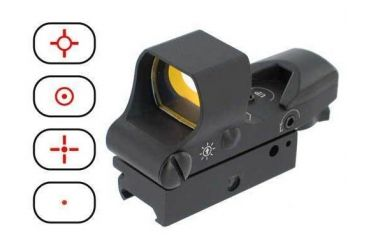 AimSHOT Panoramic Holographic Sight