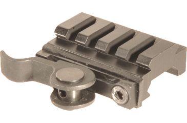 AimShot Quick Release Rail Adapter - 40mm Picatinny Rail Low Profile MT61172-40LP