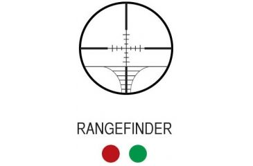 AimSports 4-16X50 A.O.E. Dull Ill. Rifle Scope , Black JDLR41650G