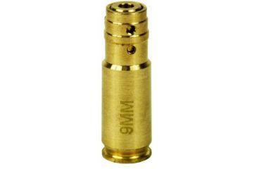 AimSports 9mm Laser Bore Sighter, Bronze PJBS9MM