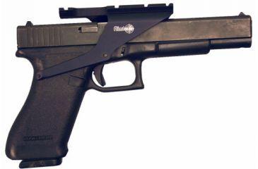 Aimtech Semi- Auto Pistol Mount for Glock 20/21, Black APM-1LG