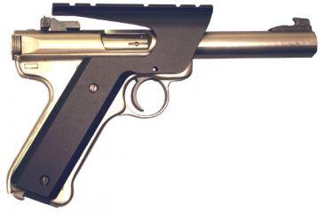 Aimtech Semi- Auto Pistol Mount for Ruger P-89, Black APM-19