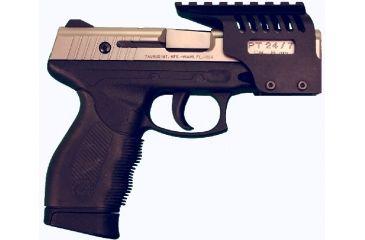 Aimtech Semi- Auto Pistol Mount for Taurus PT908, Black APM-21