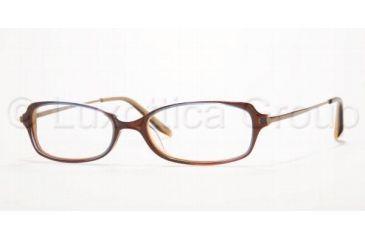 Anne Klein AK8023 Bifocal Prescription Eyeglasses K5172-4916 - Brown