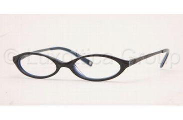Anne Klein Bifocal AK8062 with Lined Bi-Focal Rx Prescription Lenses 167-4916 - Black