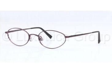 AK Anne Klein AK9027 Eyeglasses with Non-Rx Lenses K1206-4819 -