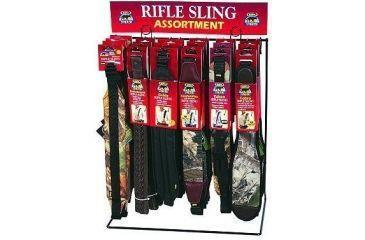 Allen 36 Rifle Sling Assortment/Rack 20050