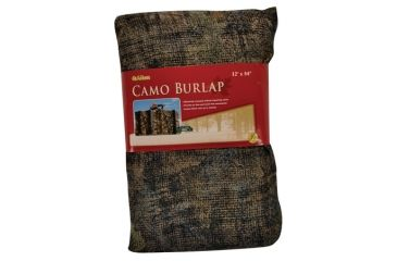 Allen Burlap Fabric 54 Inches X 12 Feet Oak Brush Camouflage