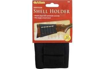 Allen Buttstock Nylon Cartridge Holder, Black, 205