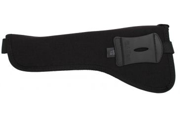 Allen Cortez Nylon Pistol Holster, Black, Size 10 112912