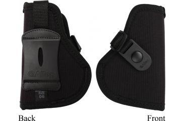 Allen Cortez Nylon Pistol Holster, Black, Size 6 112908