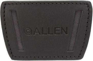 Allen Glenwood Belt Slide Leather Holster, Small, Black 112921