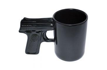 Aloe Gator Ceramic Gun Mug Chrome 16.9 Oz 05-1210