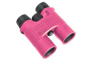 Alpen Breast Cancer Awareness Roof 10x42 Waterproof Pink Binocular, 393Pink