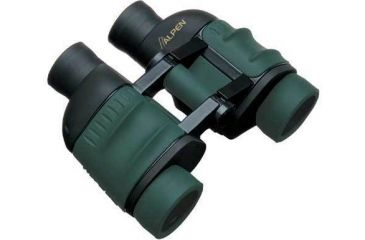Alpen Pro 7x35 Fixed Focus Wide Angle Binoculars 340