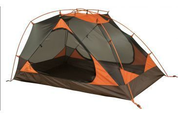 Alps Mountaineering Aries Copper Rust Tent, 3-Person, Base Size 6ft.9 x 7ft.4, Center Height 4ft.2, Vestibule 100820