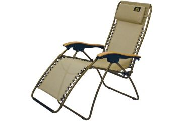Alps Mountaineering Lay-Z Lounger, Tan 422010