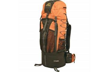 Alps Mountaineering Orizaba - 3300 Backpack, Orange 422080