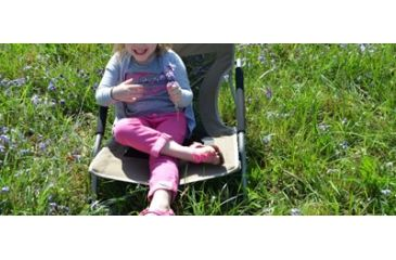 Alps Mountaineering Rendezvous Khaki 600d Chair Up To 38