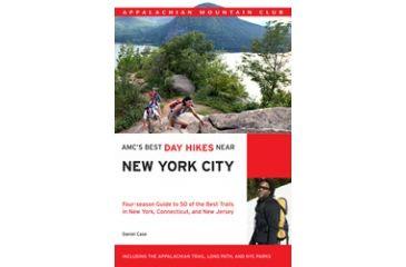 Amc Best Day Hikes Nyc, Dan Case, Publisher - Globe Pequot Press