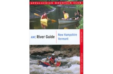 Amc River Guide Nh/ Vt 4th, Appalachian Mtn. Club, Publisher - Globe Pequot Press
