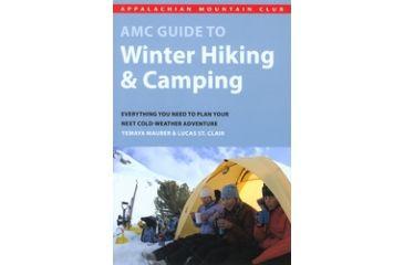 Amc Winter Hiking And Camping, Amc, Publisher - Globe Pequot Press