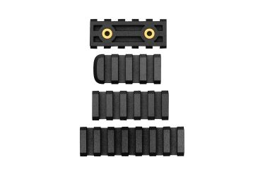 American Built Arms Company LTF Rail, 7 Slot, Combo- 4, 5, Black 76253