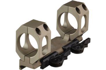 10-American Defense Recon-sl 30mm Q.d. Scope Mount No Offset Low