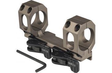 12-American Defense Recon-sl 30mm Q.d. Scope Mount No Offset Low