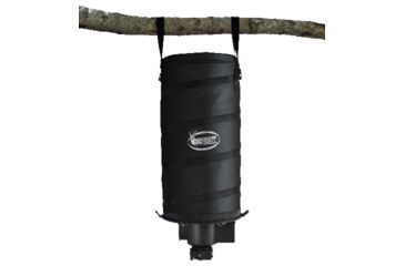 1-American Hunter 11.2 Gallon Bag Portable Feeder W/ Digital Timer Kit