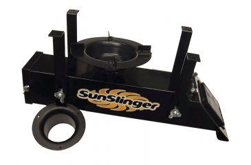 1-American Hunter Sun Slinger Feeder Kit w/ Solar Charger