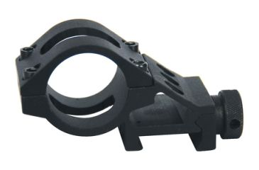 1-AIM Sports Inc Offset Tactical Ring One Inch Matte Finish ATIMT027