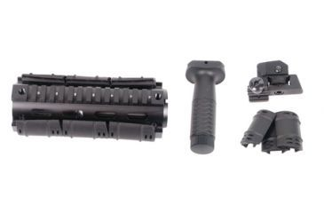 American Tactical Imports Tactical AR-15 Kit With Quad Rail