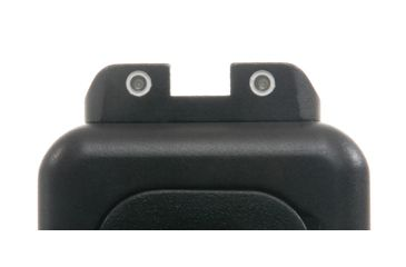 Ameriglo Complete Pro Series Night Sight Sets - Green Front / Yellow Rear - For Glock 17/19 GL-229