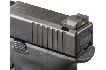 Ameriglo Night Sights - Pro Operator Style - Yellow REAR Only