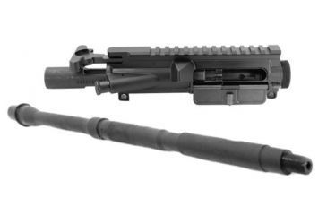 "1-Anderson Manufacturing AM-15 Assembled Upper Receiver w/16"" M4 5.56 Carbine Length Barrel"