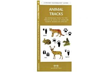 Animal Tracks, James Kavanagh, Publisher - Pocket Naturalist