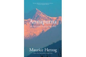 Annapurna 2nd, Maurice Herzog, Publisher - Globe Pequot Press