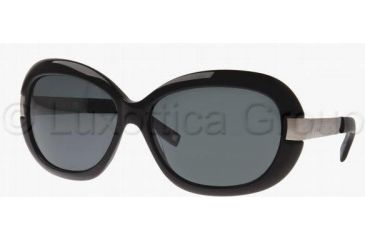 Anne Klein AK3166 AK3166 Progressive Prescription Sunglasses AK3166-201-83-6015 - Frame Color: Black, Lens Diameter: 60 mm