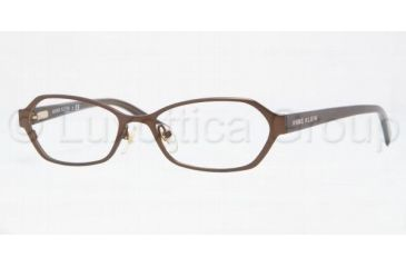 Anne Klein AK9116 Single Vision Prescription Eyewear 563S-4916 - Satin Brown