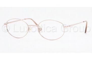 Anne Klein AK7010 Eyeglass Frames K1046-4819 - Gold
