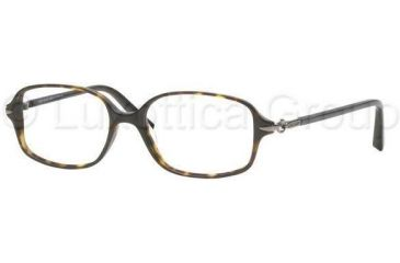 Anne Klein AK8042 Single Vision Prescription Eyewear 122-5116 - Havana