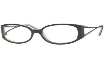 Anne Klein AK8049 Eyeglasses with No-Line Progressive Rx Prescription Lenses
