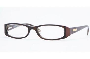Anne Klein Eyeglasses AK8060 with Rx Prescription Lenses 166-5016 - Tortoise/Horr