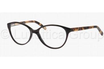 Anne Klein AK8103 Single Vision Prescription Eyewear 257-4916 - Black/Spotted Tortois