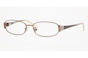 Anne Klein AK9113 #495 - Brown Frame, Demo Lens Lenses